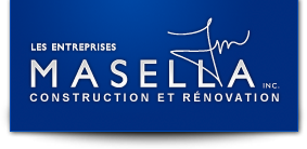 Les Entreprises F.Masella Inc. Construction and renovation in Montreal