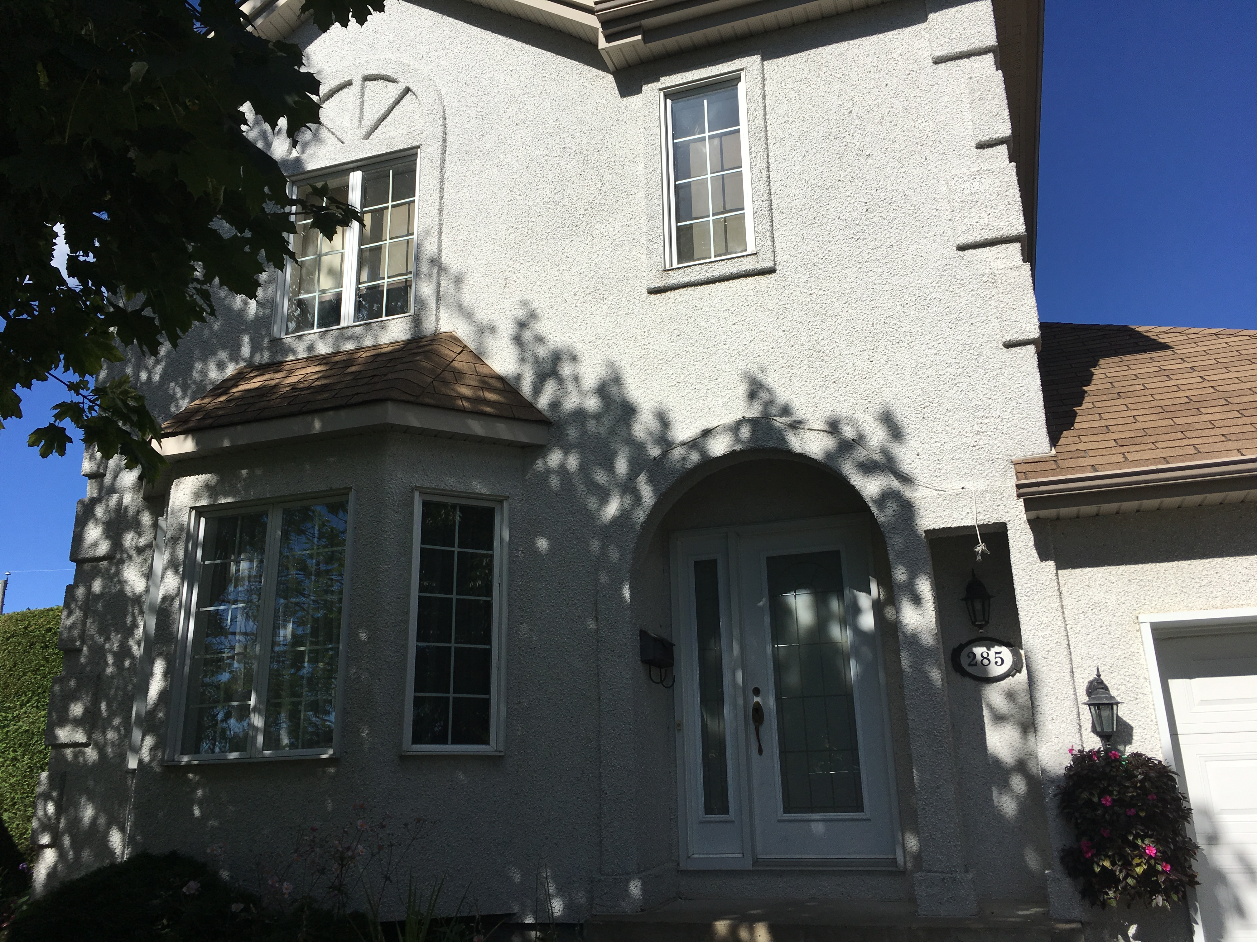 New facade -  Renovation, Le Gardeur, Repentigny, Mascouche, Terrebonne